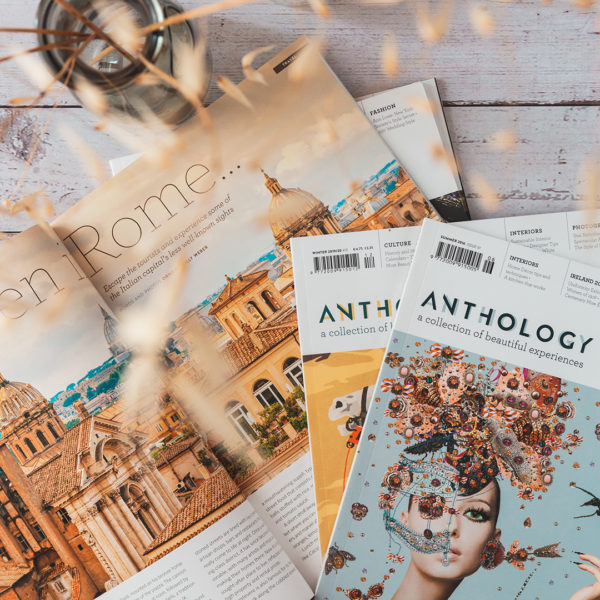 Anthology One-Year Subscription