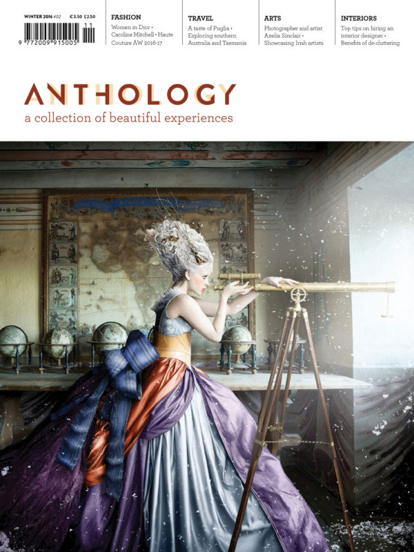 Cover image of Anthology issue 2