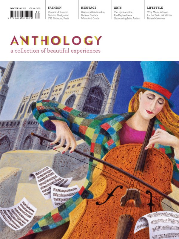Cover of Anthology Magazine issue 05
