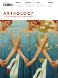 Cover of Anthology Magazine issue 06