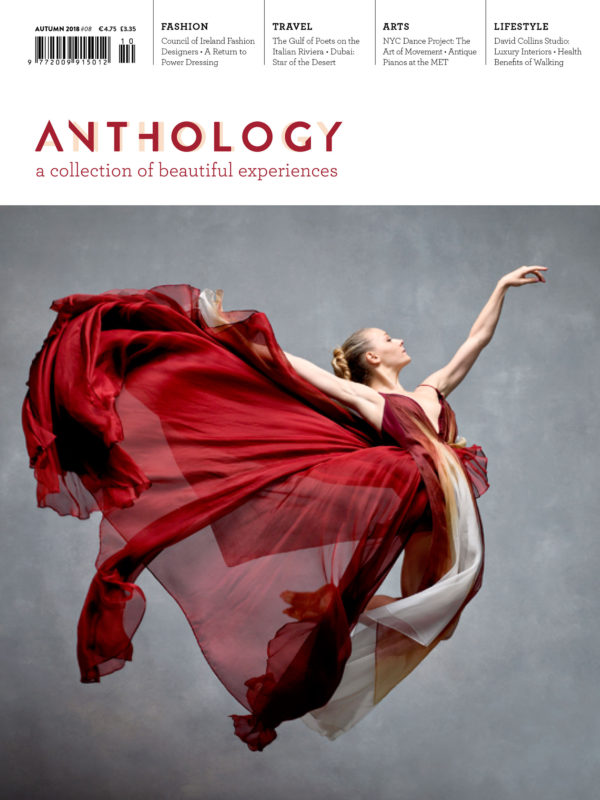 Cover of Anthology Magazine Issue 08