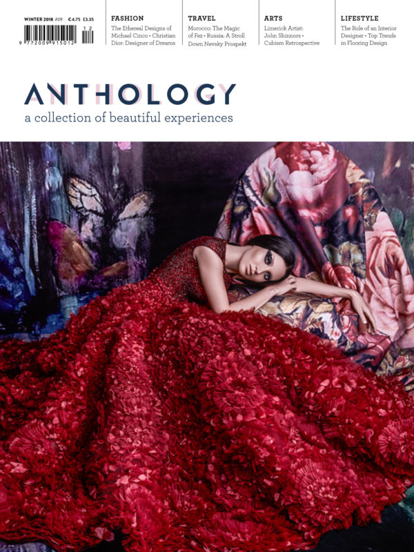 Cover of Anthology Magazine issue 09