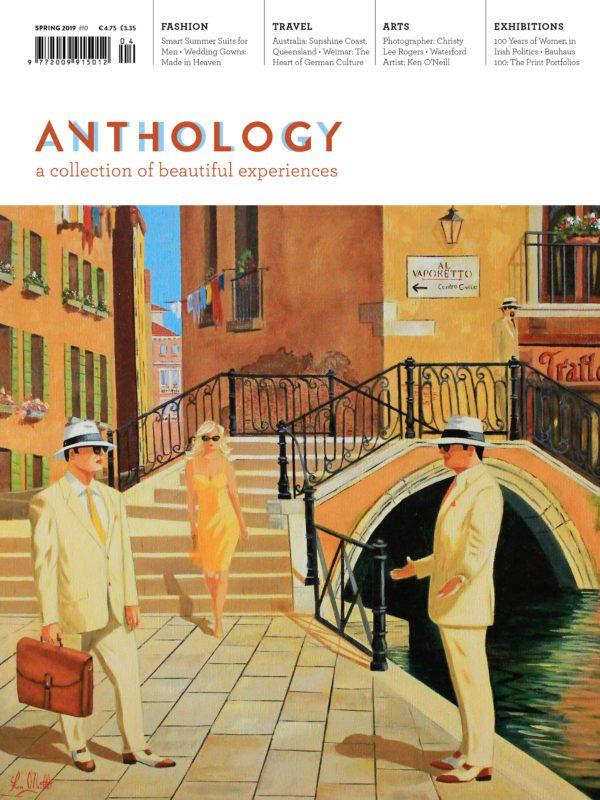 Cover of Anthology Magazine issue 10