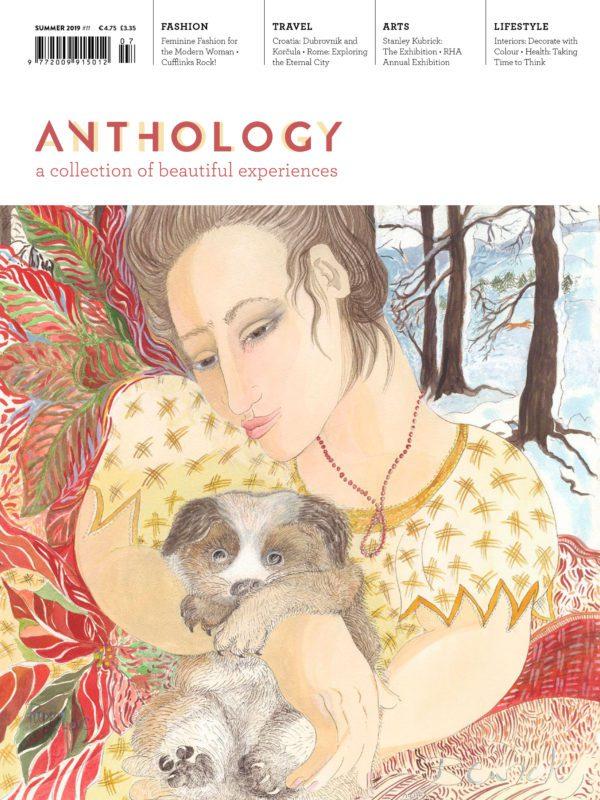 Cover of Anthology Magazine issue 11