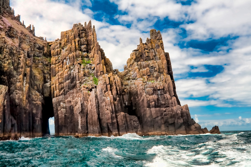 Cathederal Rocks